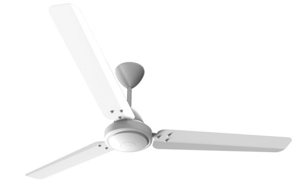 Gorilla Ceiling Fan White 1400mm