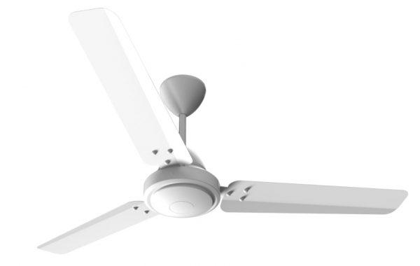 Gorilla Ceiling Fan White 1200mm